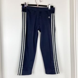 Adidas Climate 365 Cropped Workout Leggings Size M